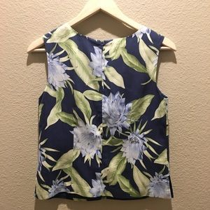 Tommy Bahama Tops - Tommy Bahama VTG Tropical top Small